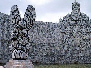 Paseo de Montejo - Mérida Yucatán, México